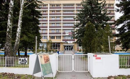 02.04.2020 torun sanatorium uzdrowiskowe mswia orion ciechocinek izolatorium dla chorych z koronawirus fot. jacek smarz / polska press
