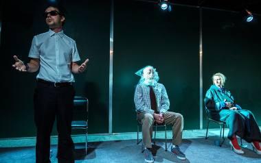 """""""Wszystko jest dobrze, jesteśmy szczęśliwi"""" to pierwsza premiera w Teatrze Współczesnym"""