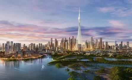 Projektant wieży Adrian Smith - ur. w 1944 w Chicago słynny amerykański architekt. Obok Burdż Chalifa pracował przy Canary Wharf w Londynie i General