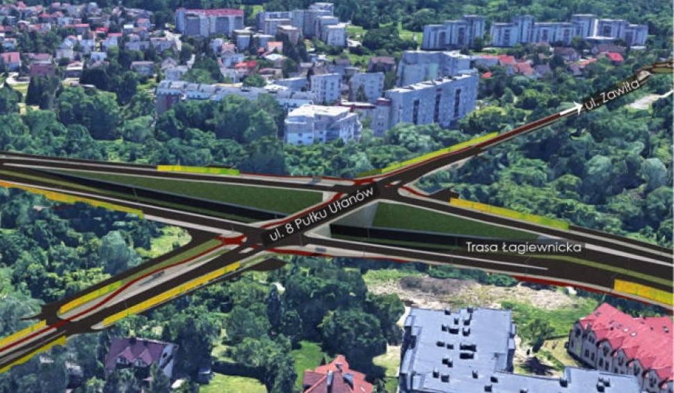 Krakow Trwa Projektowanie Nowej Ulicy 8 Pulku Ulanow