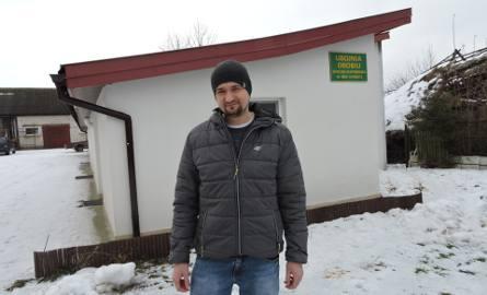 """Gospodarstwo ekologiczne """"Farat"""" należy do Mariusza Farata"""