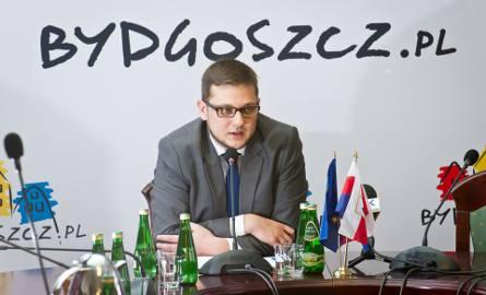 Michał Sztybel został nowym zastępcą prezydenta Bydgoszczy