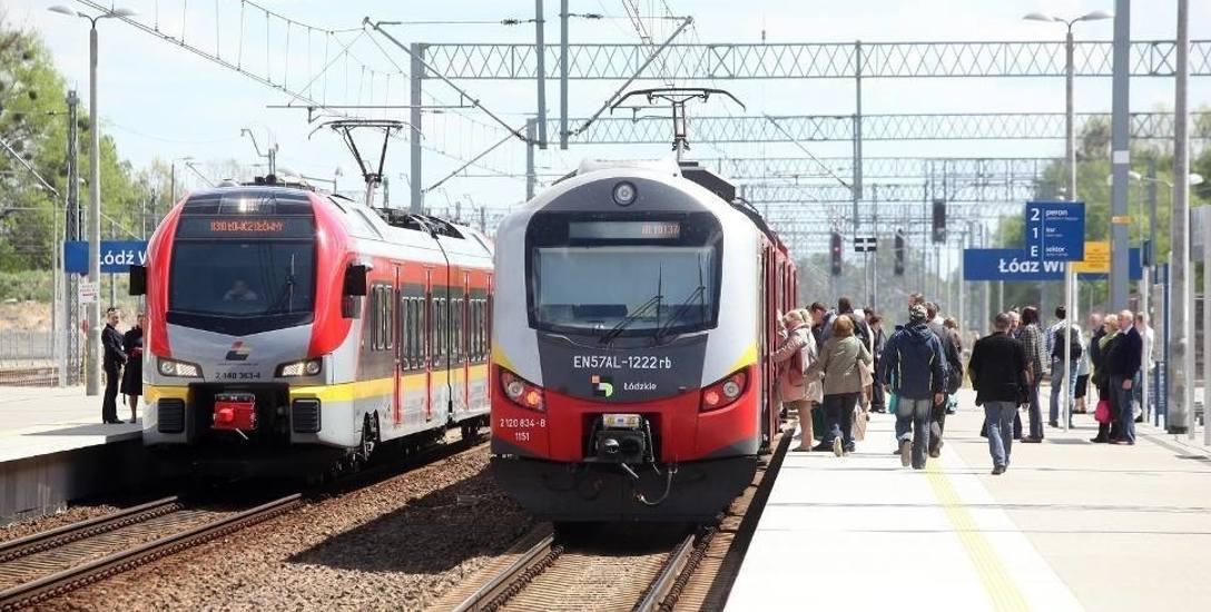 Coraz więcej mieszkańców województwa łódzkiego korzysta z połączeń kolejowych. Takie dane zaprezentował Urząd Transportu Kolejowego