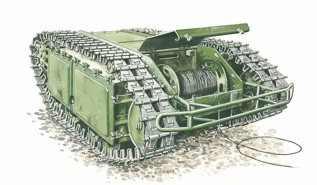 Goliath według rysownika Roberta Jurgi, znanego ilustratora urodzonego w Krakowie, ale od lat związanego z Zieloną Górą