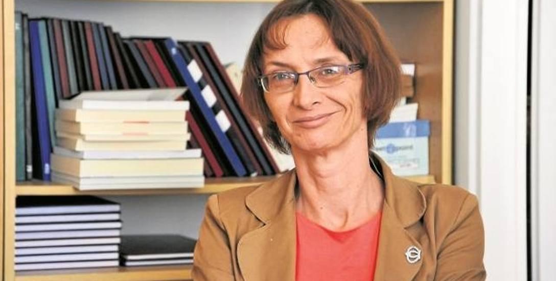 prof. Małgorzata Kowalska, z UwB: Interwencja policji była groteskowa