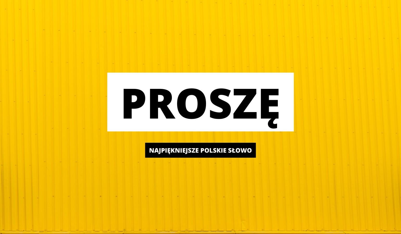Wybierz Najpiękniejsze Polskie Słowo I Dowiedz Się Jaka
