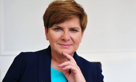 Beata Szydło przed szczytem w Rzymie: Nigdy nie podpiszę dokumentu, który podzieli Europę [WYWIAD]