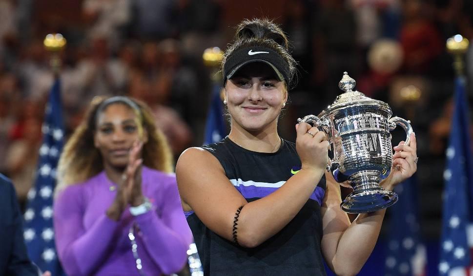 Film do artykułu: US Open. Bianca Andreescu nową królową Nowego Jorku. Serena Williams tym razem przegrała z klasą.