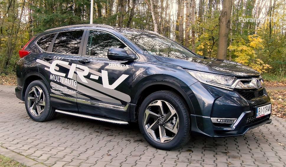Film do artykułu: Zagłosuj i wybierz TOP CAR 2018 - Honda CR-V