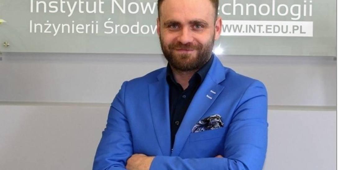 Dr inż. Tomasz Warężak