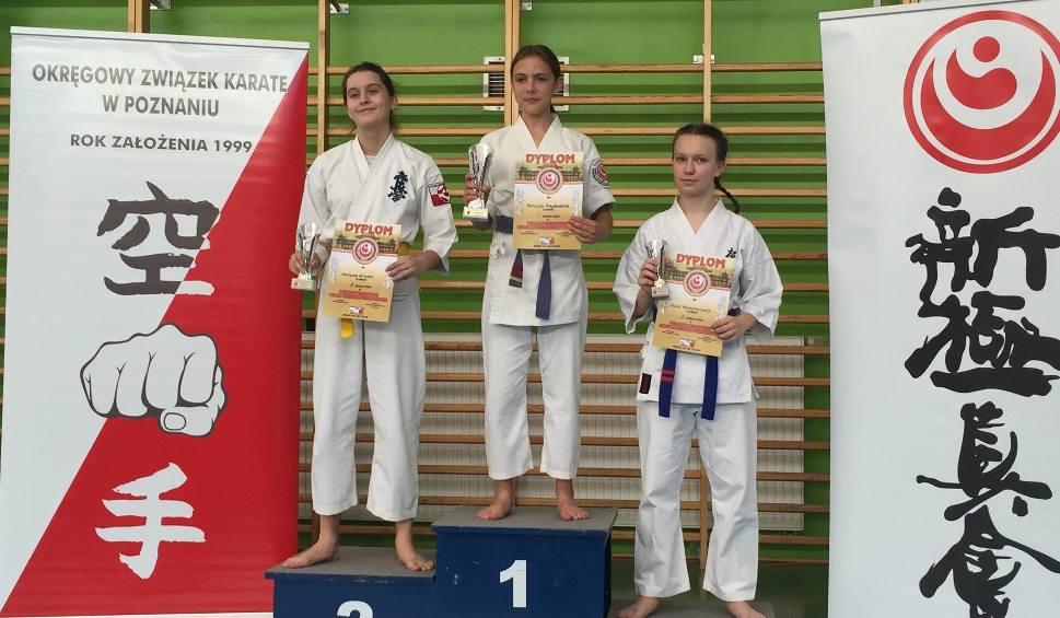 Film do artykułu: Karatecy z klubu Mushin z Szydłowca wywalczyli dwa medale w otwartych mistrzostwach Wielkopolski