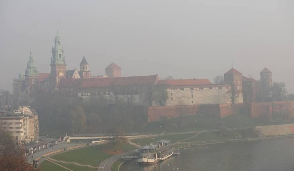 Film do artykułu: Smog znów atakuje Małopolskę. Najgorzej w Krakowie