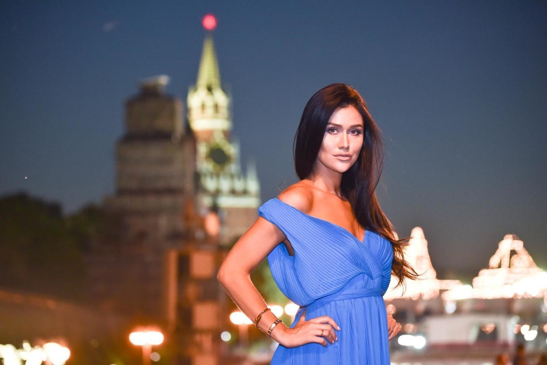Karolina Emus na sesji zdjęciowej w Moskwie [GALERIA]