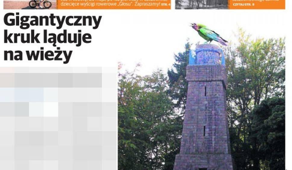 """Film do artykułu: Już w piątek nowy """"Głos Szczecinka"""""""