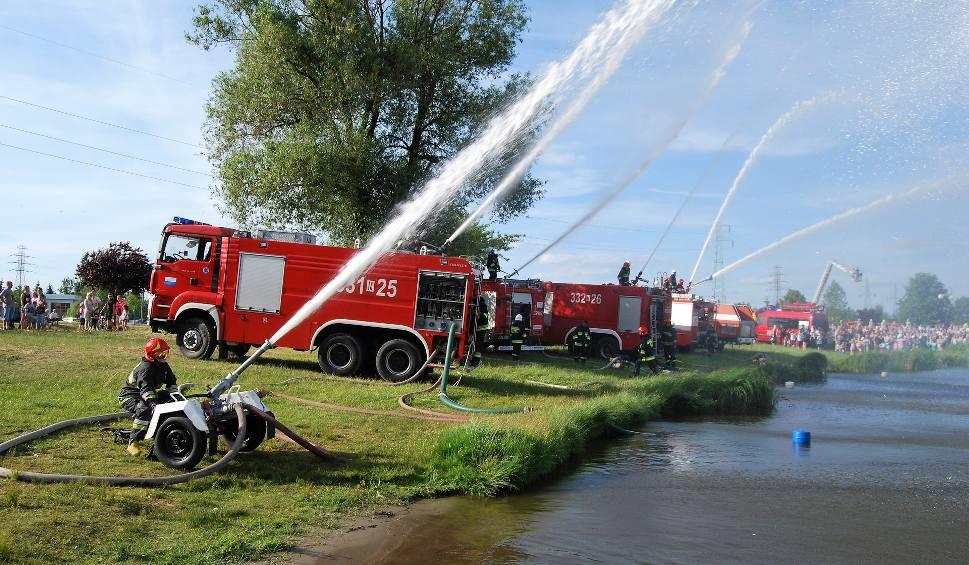 Film do artykułu: Radom. Piknik strażacki na Borkach. Będą strażackie pokazy, wystawy, akcja charytatywna i konkursy z nagrodami
