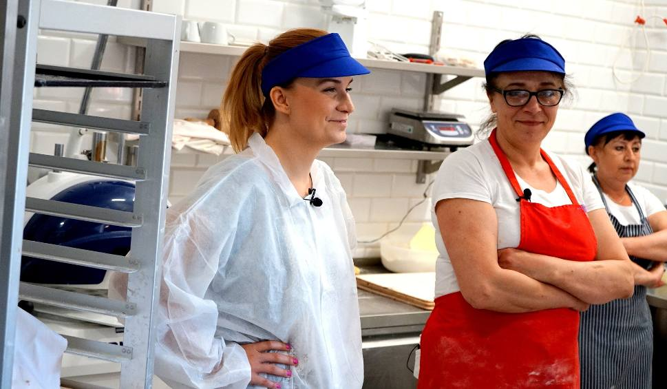 Film do artykułu: TU BYŁAM odc. 36. Kasia Kapusta nauczyła się robić pączki ZDJĘCIA, WIDEO