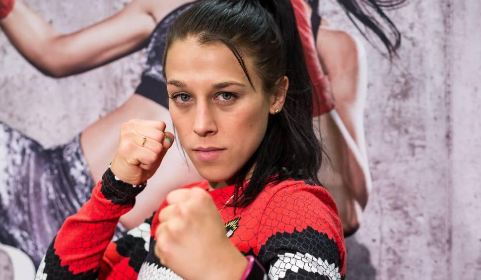 Film do artykułu: Joanna Jędrzejczyk - Rose Namajunas na gali UFC w Madison Square Garden
