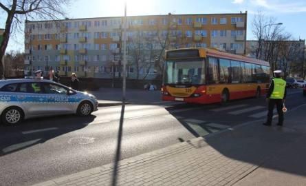 Nie żyje 68-latka potrącona przez autobus w Grudziądzu!