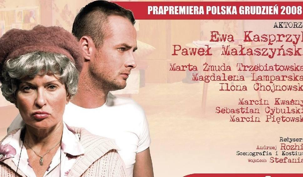 Film do artykułu: Berek, czyli upiór w moherze. Spektakl w grudniu w Kielcach