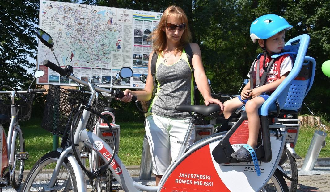 Jastrzębski Rower Miejski Wystartował Cennik Nextbike Polska