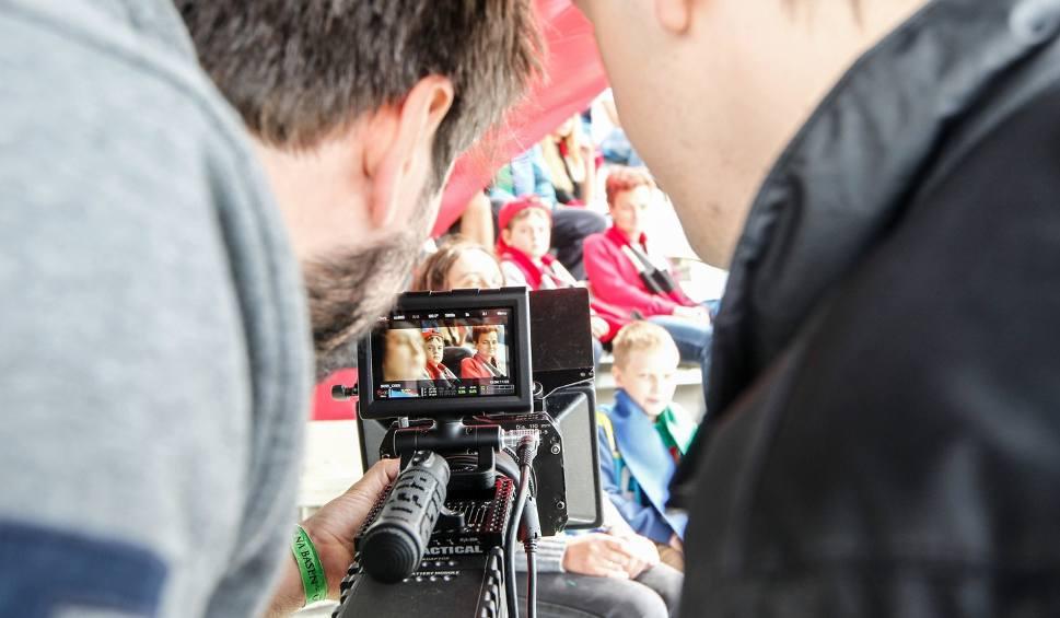 """Film do artykułu: W Rzeszowie ruszyły zdjęcia do filmu """"Żużel"""" [WIDEO]"""