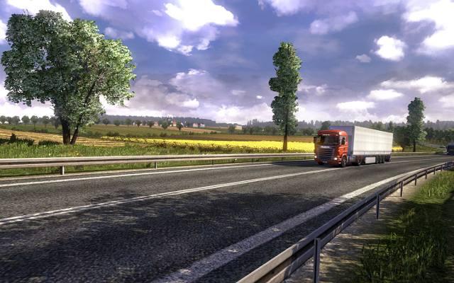 Euro Truck Simulator 2: Going East! Ekspansja Polska, czyli polskie drogi w grze