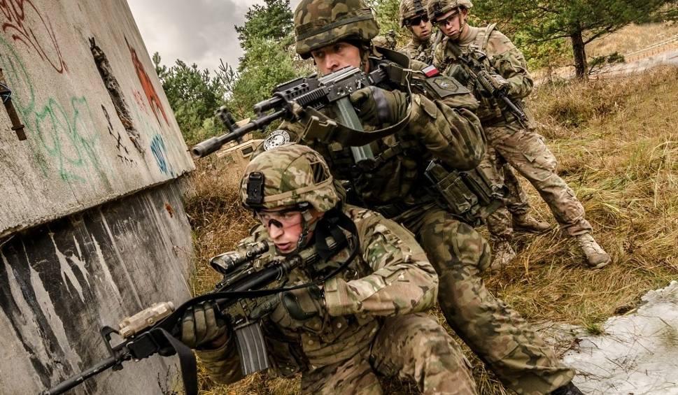 Film do artykułu: Amerykańskie wojsko od kuchni. Żołnierze USA zapraszają dziennikarzy
