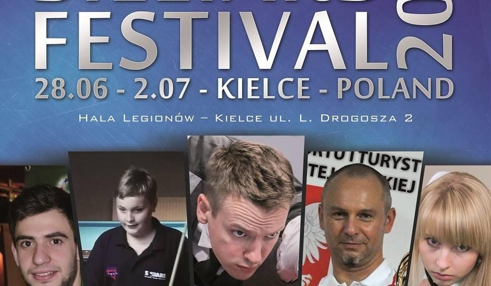 Film do artykułu: Bilardowy festiwal w Kielcach pełen gwiazd