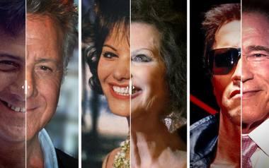 Te twarze znamy wszyscy, ale czy pamiętamy, jak ich właściciele wyglądali w czasach młodości? A może kojarzymy ich tylko ze starych filmów, nie mając