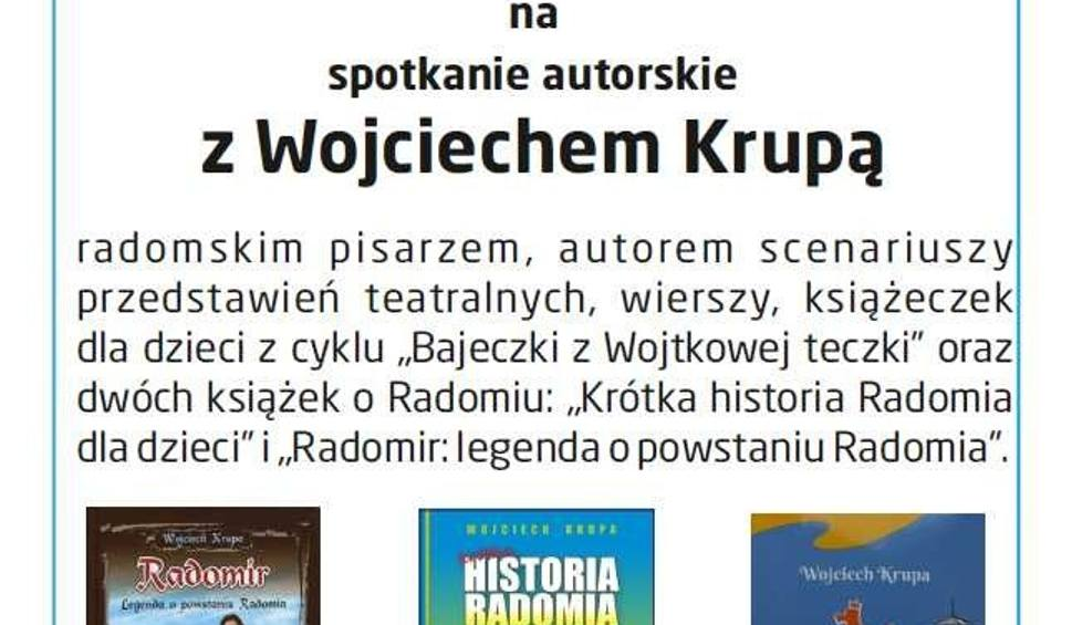 Film do artykułu: Co proponują radomskie biblioteki w ostatnim tygodniu marca?