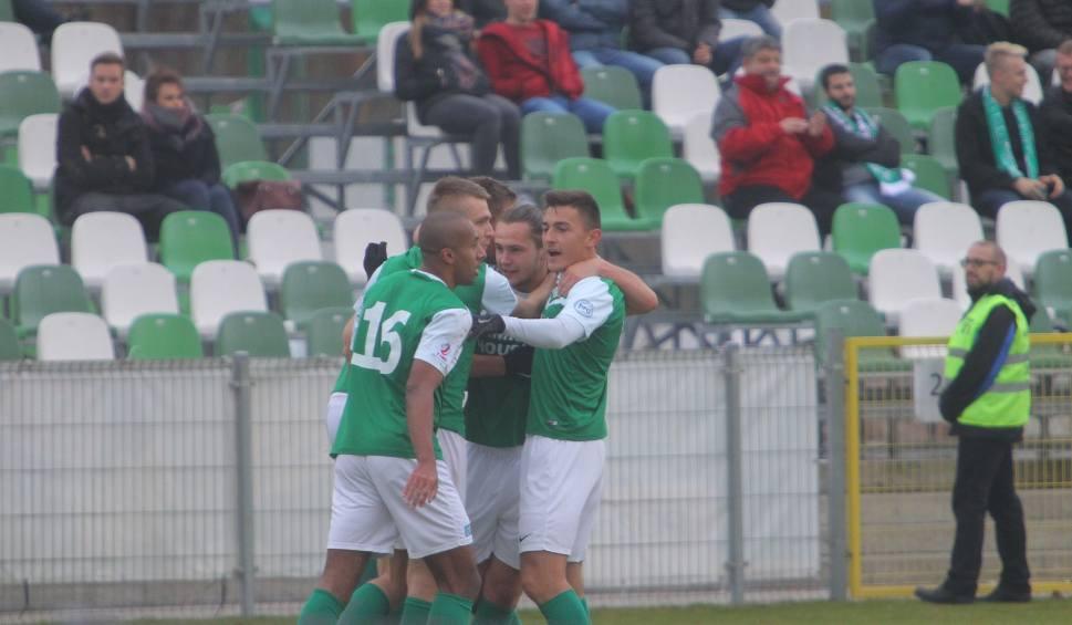 Film do artykułu: II Liga: Legionovia Legionowo - Warta Poznań 1:2