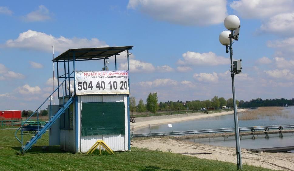 Film do artykułu: Nad Jeziorem Tarnobrzeskim będzie bezpieczniej