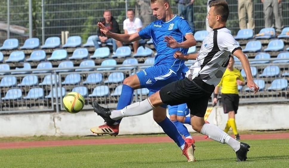 Film do artykułu: III liga: Bałtyk Koszalin - Lech II Poznań 0:2 [ZDJĘCIA]