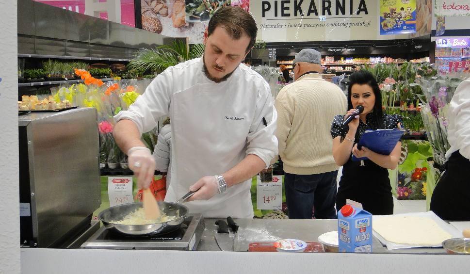 Film do artykułu: Smakowita kuchnia francuska i festiwal słodyczy w E.Leclerc Radom