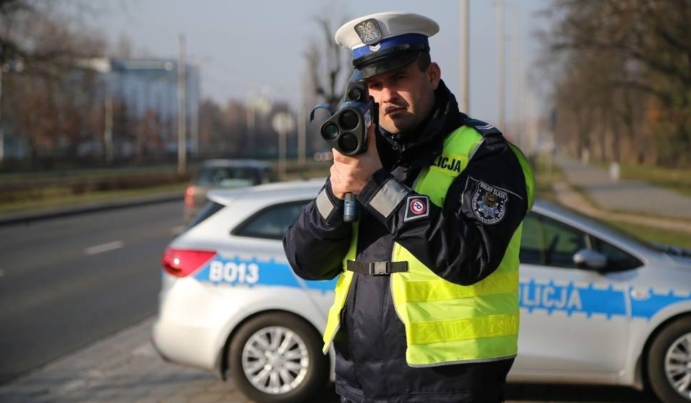 Film do artykułu: Gdzie najczęściej stoi policja w Zielonej Górze? Tu lepiej ściągnąć nogę z gazu