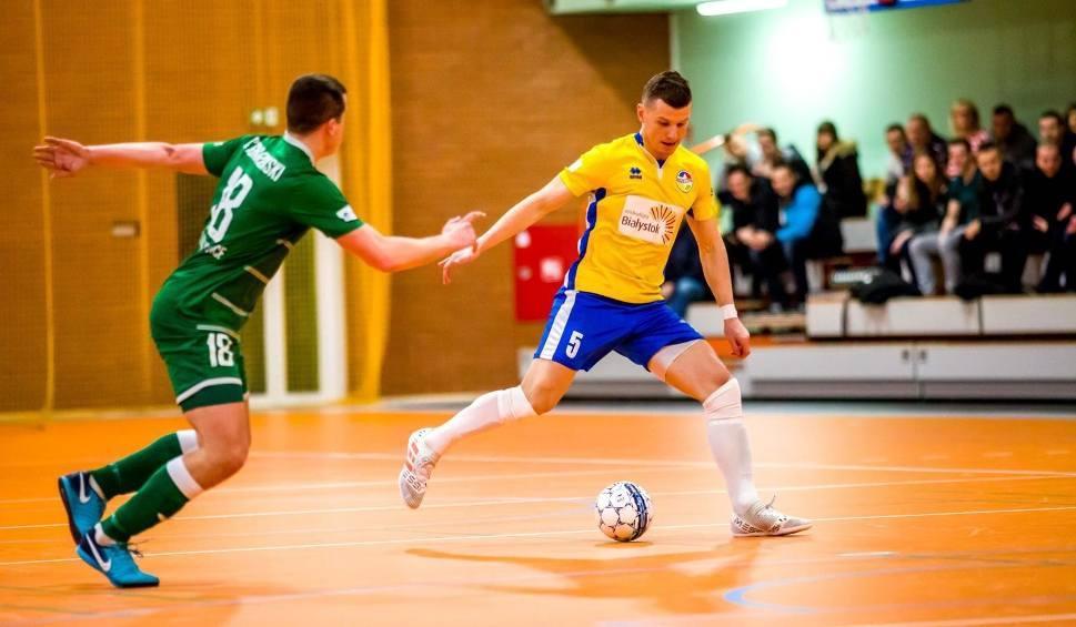 Film do artykułu: Futsal. MOKS Białystok może zrobić duży krok do pierwszej szóstki