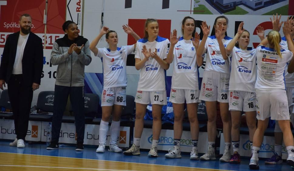 Film do artykułu: Niech was miejsce nie myli. AZS AJP gra w Lublinie, ale nie w Energa Basket Lidze Kobiet, a EuroCup Women
