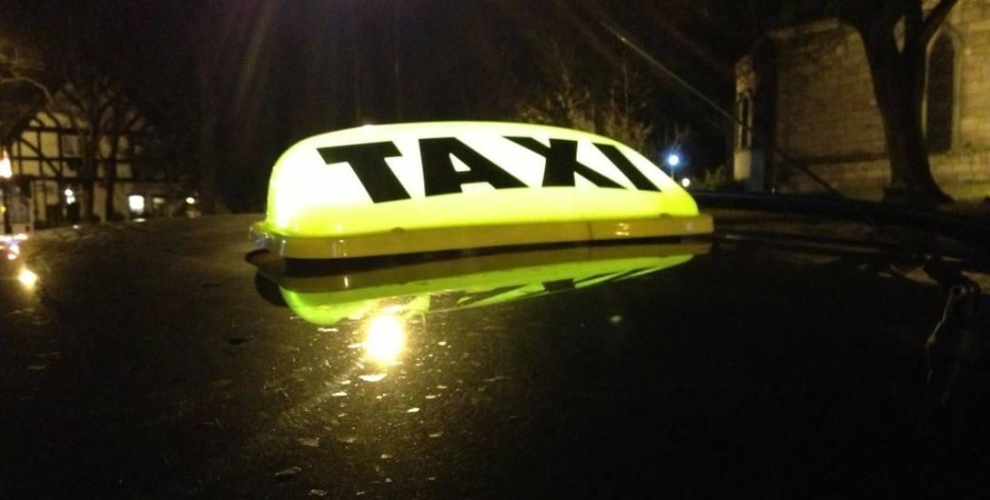 Pobicie taksówkarza z walką o klienta w tle. Jest policyjne śledztwo
