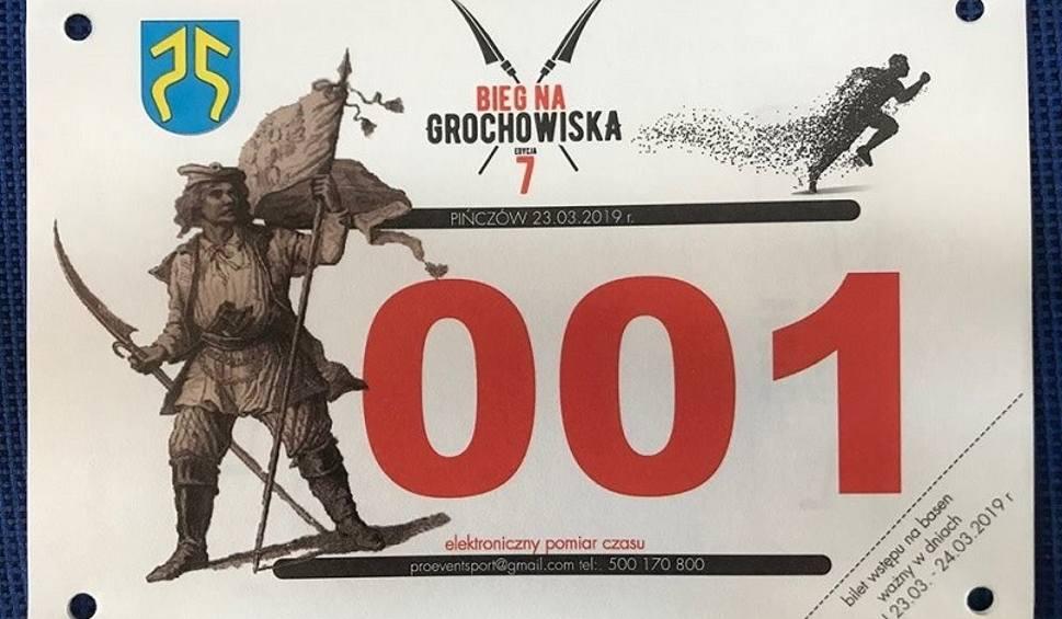 Film do artykułu: Bieg na Grochowiska 2019. Będzie można się zapisać jeszcze przed startem, 23 marca