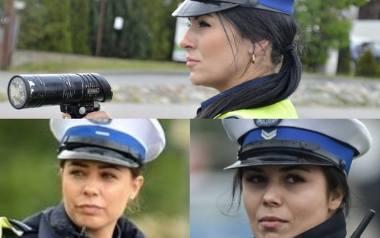 Zobaczcie zdjęcia, pochodzące z naszego archiwum, pięknych pań pracujących w policji. Te pięknie Panie też dbają o nasze bezpieczeństwo.