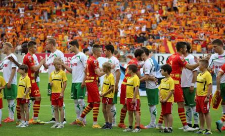 Dziecięca Eskorta Jagi. Kto wyprowadzi piłkarzy?