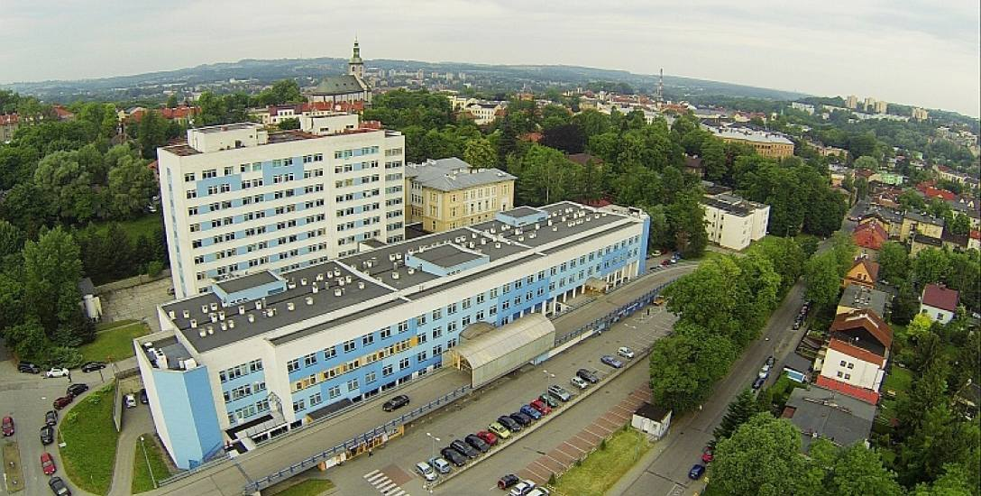 Cieszyński szpital zamknął oddział chirurgii dziecięcej
