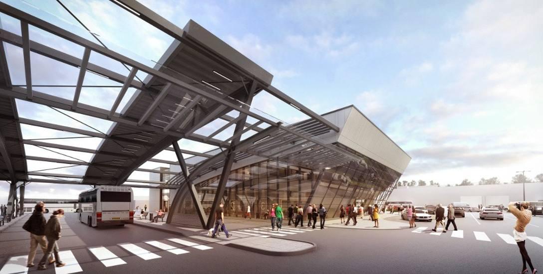 To będzie futurystyczny i nowoczesny obiekt. Powstaną tu nowe perony, wiaty autobusowe. Będzie stacja obsługi taboru i parking dla autobusów. Tak ma