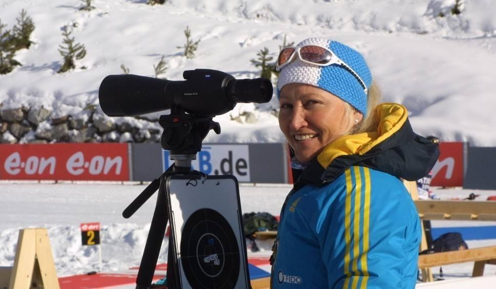 Film do artykułu: Biathlon: Nadia Biłowa trenerką reprezentacji kobiet