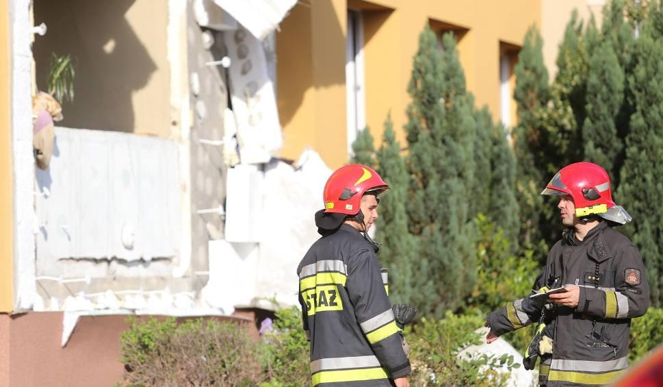 Film do artykułu: Wybuch gazu w Gliwicach przy ulicy Hutniczej. Pięć osób rannych [NAJNOWSZE ZDJĘCIA]