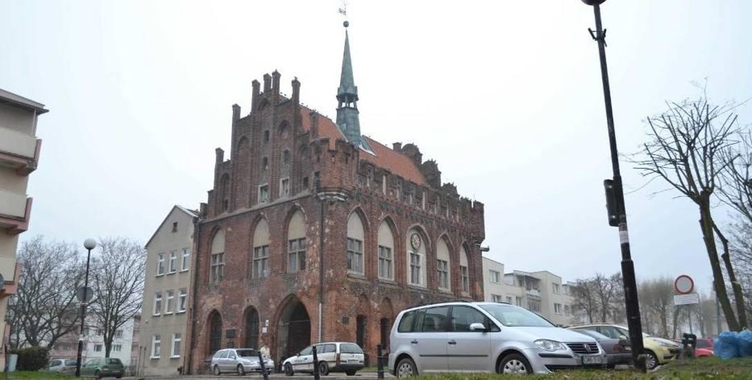 Burmistrz Malborka obecnie jako jedno z rozwiązań rozważa prośbę do MKiDN o przejęcie miejskiego zabytku