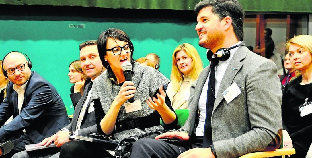 Na spotkanie zaproszono także mieszkańców pogranicza włosko - słoweńskiego i hiszpańsko - portugalskiego. Opowiadali o swoich doświadczeniach i współpracy
