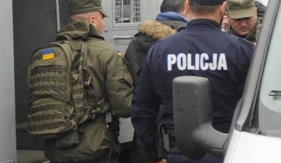 """Film do artykułu: Grzegorz Ł. pomysłodawca """"skoku stulecia"""" przebywa w areszcie śledczym w Przemyślu. Uczestniczył w kradzieży 8 mln zł [WIDEO]"""