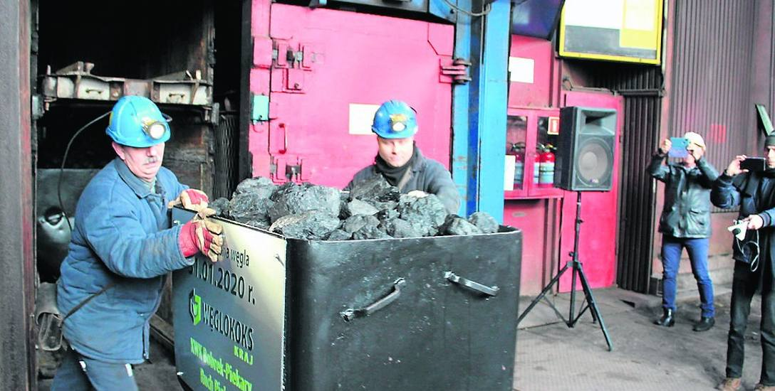 Górnictwo w Piekarach Śląskich to już historia. Wyjechała ostatnia tona węgla z dawnej kopalni Julian
