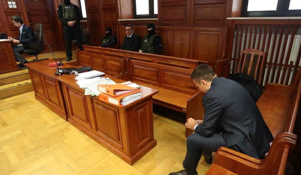 Film do artykułu: Marek Falenta zatrzymany przez policję. Groził samobójstwem